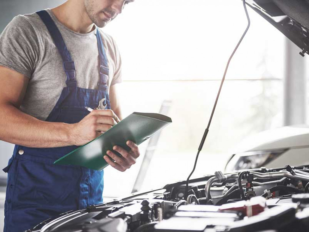 Choose an auto shop with up-to-date technology